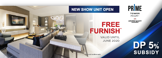 Promo Free Furnish