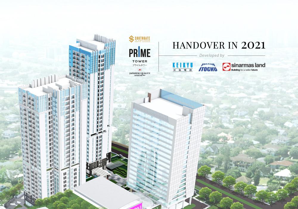PRIME Tower Handover 2021